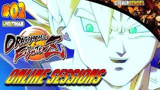 Dragon Ball FighterZ   LIVE STREAM   Online Sessions #2