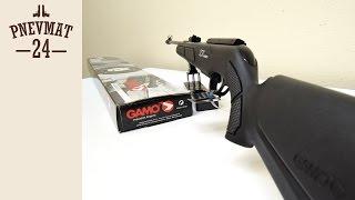 Пневматическая винтовка Gamo Shadow IGT(, 2017-02-28T12:29:01.000Z)