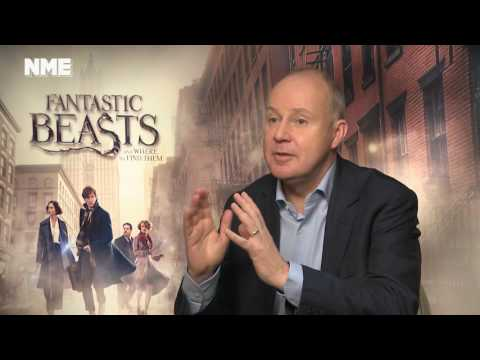 Fantastic Beasts director David Yates on the scene by J.K. Rowling that didn't make the film