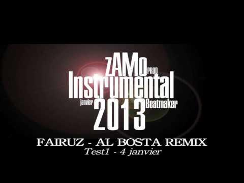 Fairuz - Al Bosta ReMix