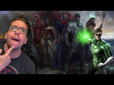 Justice League Rumored to have Two Post-Credit Scenes and Two Green Lanterns