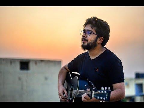 Aaj Ibaadat | Bajirao Mastani | Javed Bashir | Acoustic Guitar cover by Aamir Mehdi