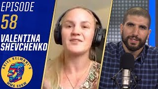 Download Valentina Shevchenko responds to Henry Cejudo's callout   Ariel Helwani's MMA Show Mp3 and Videos