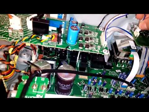 QUICK REPAIR: Sony Receiver STR-DH750 PROTECTOR MODE