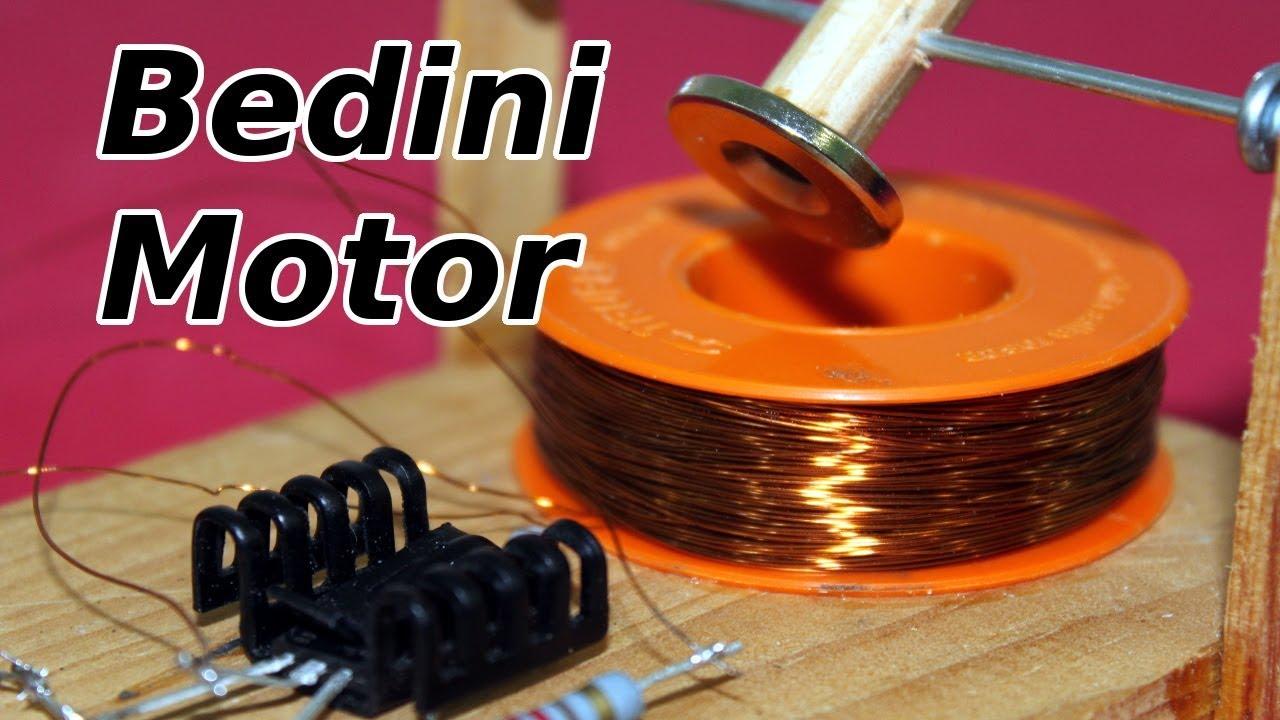 The Bedini Motor - YouTube