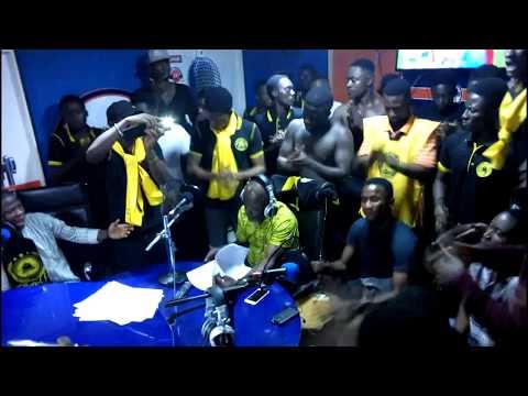 #SilverSports :#Katanga #KNUST 'Gyama' before AFCON Qualifiers (Black Stars 5-0 Ethiopia)