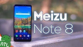 Meizu Note 8 Review - No Notch?!