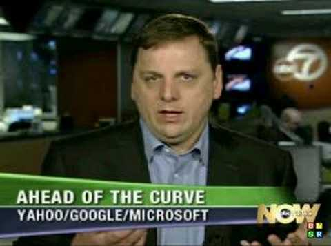Michael Arrington from TechCrunch on ABC - Yahoo/Google