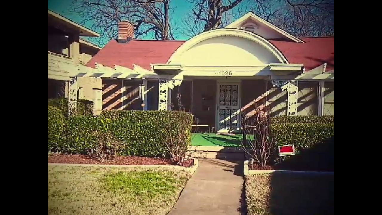 Oak cliff tour lee harvey oswald 39 s rooming house site of jd tippett 39 s shooting texas for Live oak rooming house dallas tx