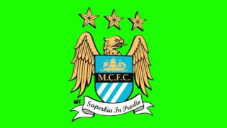 Manchester City logo chroma