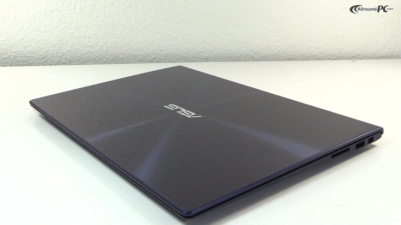 Видео обзор ультрабука Asus Zenbook UX301LA - YouTube