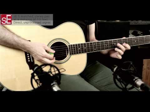 The sE5 - Modern Acoustic Guitar