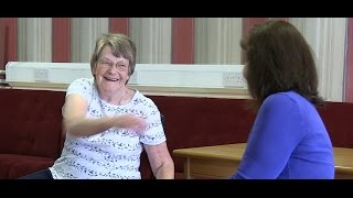 How Age UK helps older people to stay fit and healthy