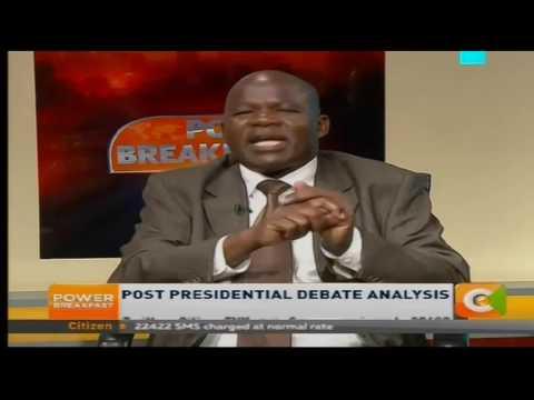 Power Breakfast News Review :  Post Presidential Debate Analysis
