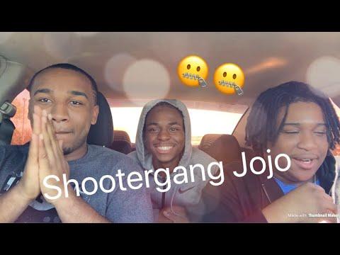 Shootergang jojo- Fresh out Freestyle REACTION
