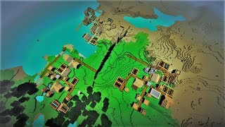 2 VILLAGES/RAVINE, 2 STRONGHOLD/DUNGEONS, & MORE! - v.1.2 Minecraft Seed - LightningQueen
