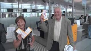 Inside Munich Airport - Airport Video Tours