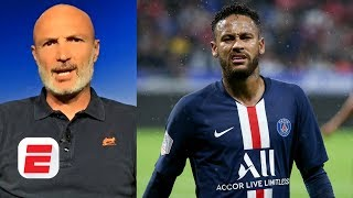 It's disrespectful that Neymar hasn't tried to learn French - Frank Leboeuf | PSG