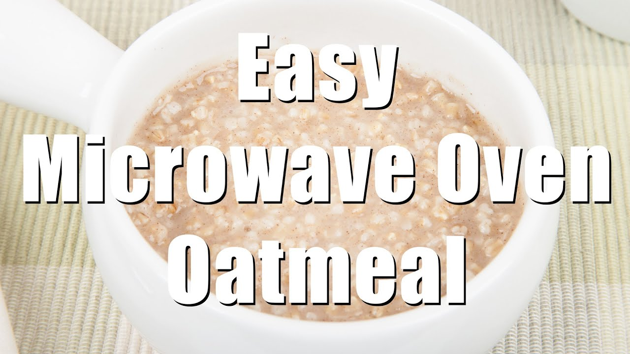 Oatmeal Using Quick Cooking Oats