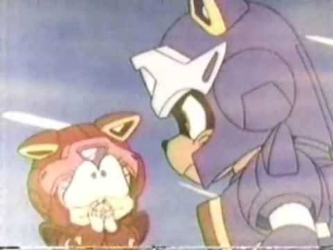 Funniest moments with The Samurai Pizza Cats part1