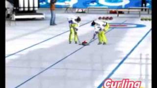 WINTER SPORTS 2009 -THE NEXT CHALLENGE- プロモーションムービー