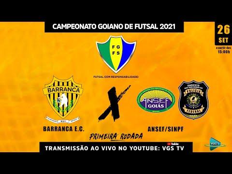 Campeonato Goiano de Futsal 2021