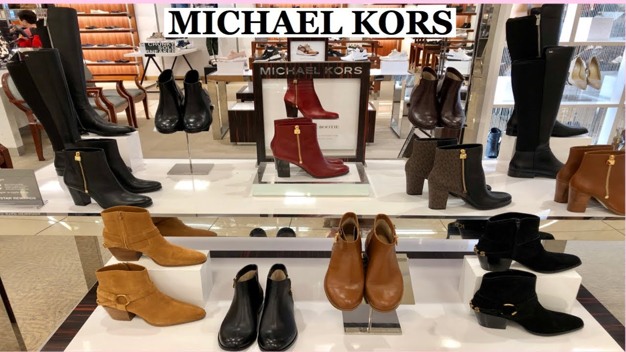 MICHAEL KORS Fall Boots and Shoes