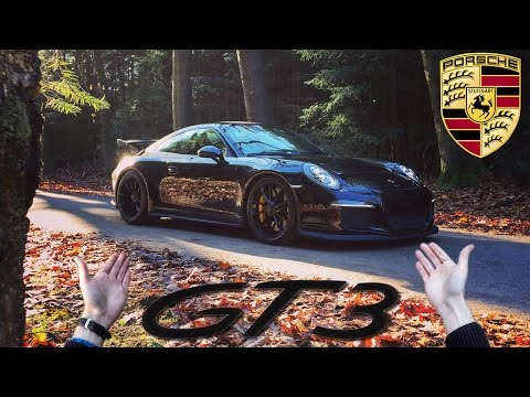 Porsche 911 GT3 Review (991) POV Test Drive
