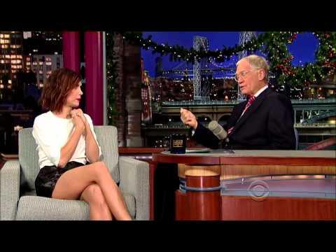 Kristen Wiig Letterman 2013 12 20 720p