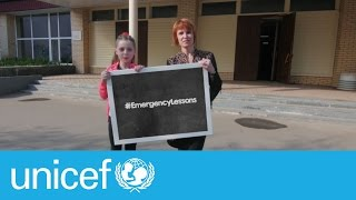 #EmergencyLessons: My favourite school teacher | UNICEF