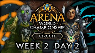 AWC SL Circuit | Week 2 Day 2 Full VOD