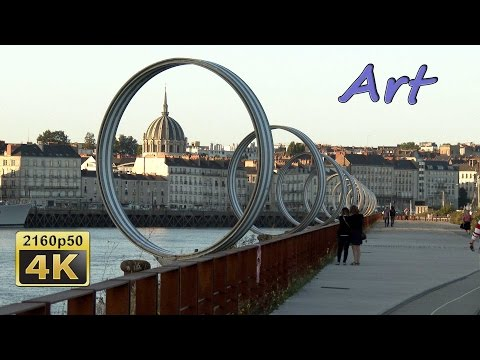 Nantes, La Cantine - France 4K Travel Channel