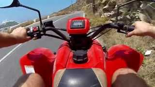 Quad Bikes in Mykonos