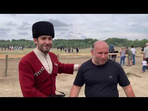 Видеоподкаст о том, как прошел день аула Кургоковский