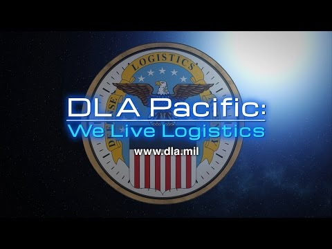 DLA Pacific: We Live Logistics! (Open-Captioned)