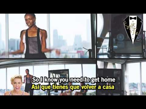 Pharrell Williams ft Miley Cyrus -