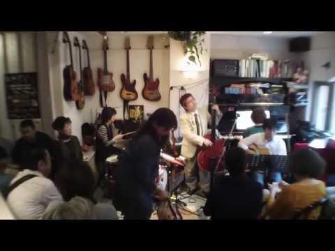 """Konno Group """"Confirmation"""" at Orpieg in Fukushima, Oct. 6 2013"""