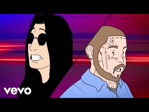 Ozzy Osbourne - It's A Raid (Official Music Video) ft. Post Malone