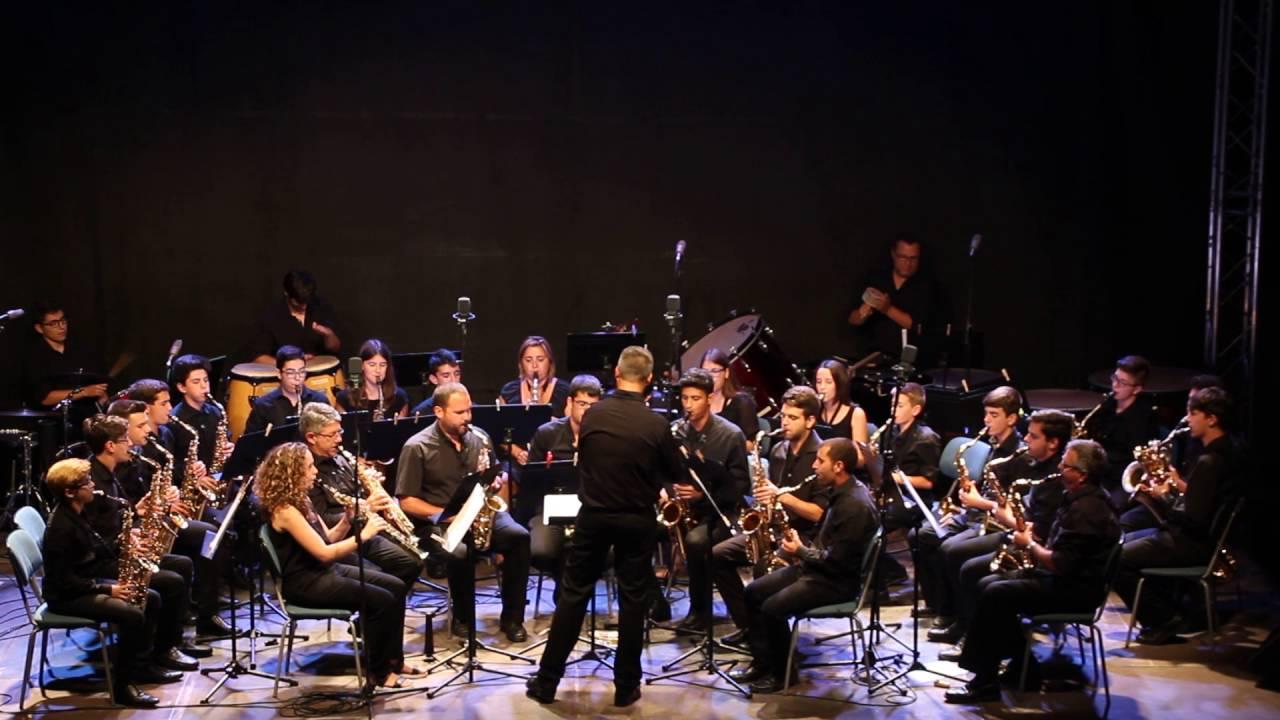 SFASax Ensemble en Música a Boqueta Nit 2016