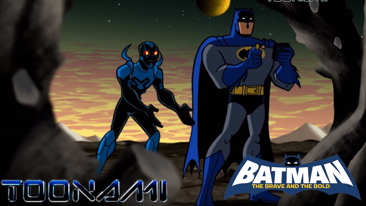 Batman: The Brave and the Bold - The Rise Of Blue Beetle ... - photo#28