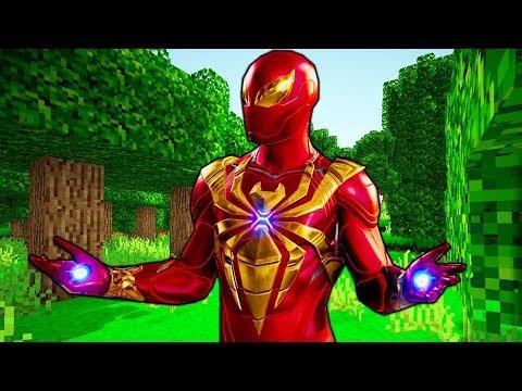Железный паук железный человек мультфильм