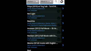 Tamil Movies HD android application