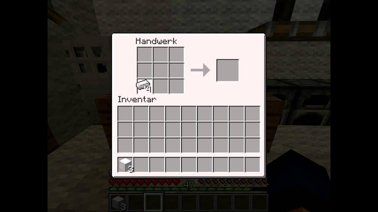 Wie craftet man einen Amboss in Minecraft? - Самые лучшие видео