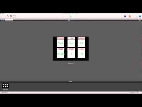 Attributes 101 : what do the attributes do in Gamesalad video tutorial