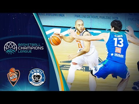 Le Mans v Anwil - Full Game - Basketball Champions League 2018-19