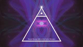 Sub Bass Relaxing Music, Reiki Sleep Meditation, Sleep Meditation Music