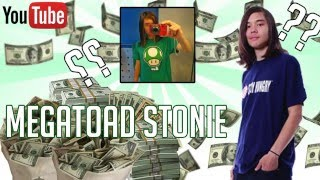 HOW MUCH MONEY DOES MATT STONIE/MEGATOAD STONIE MAKE ON YOUTUBE 2016 (YOUTUBE EARNINGS)