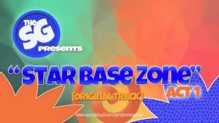 [SG] Star Base Zone Act 1 (Original)
