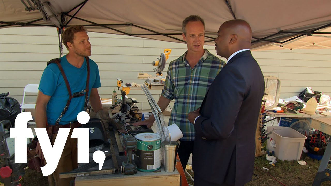 Tiny House Nation Bonus A Visit From Councilman Kwanza