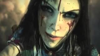 Музыкальное видео  клип Slipknot. Алиса в стране чудес.mp4(, 2012-12-10T13:01:10.000Z)